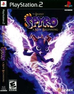 The Legend of Spyro: A New Beginning - PCSX2 Wiki