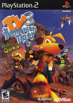 Ty the Tasmanian Tiger 3 Night of the Quinkan.jpg