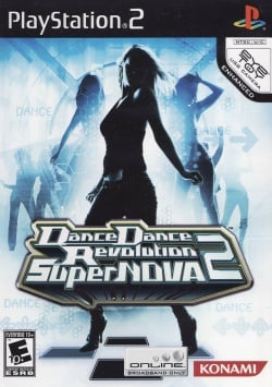 Cover Dance Dance Revolution SuperNOVA 2.jpg