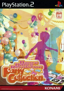 Cover Dance Dance Revolution Party Collection.jpg