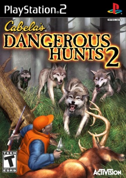 Cover Cabela s Dangerous Hunts 2.jpg