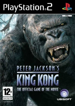 Cover Peter Jackson s King Kong The Official Game of the Movie.jpg