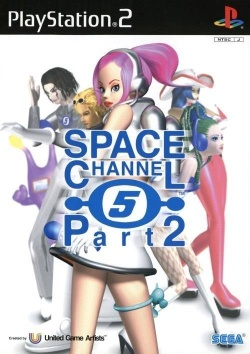 Cover Space Channel 5 Part 2.jpg
