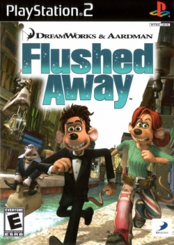 Cover DreamWorks & Aardman Flushed Away.jpg