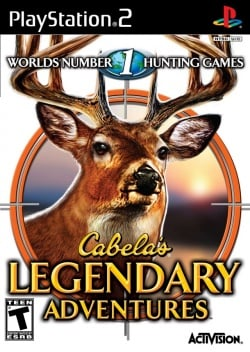 Cover Cabela s - Legendary Adventures.jpg