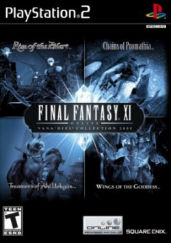 Cover Final Fantasy XI Vana diel Collection 2008.jpg