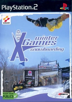 Cover ESPN Winter X-Games Snowboarding.jpg